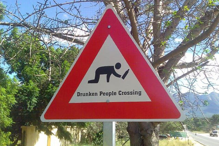 The Funniest Road Signs in the World