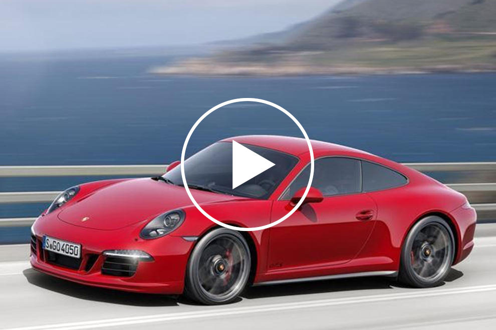 Could The Porsche 911 Carrera GTS Be The Perfect Sports Car?