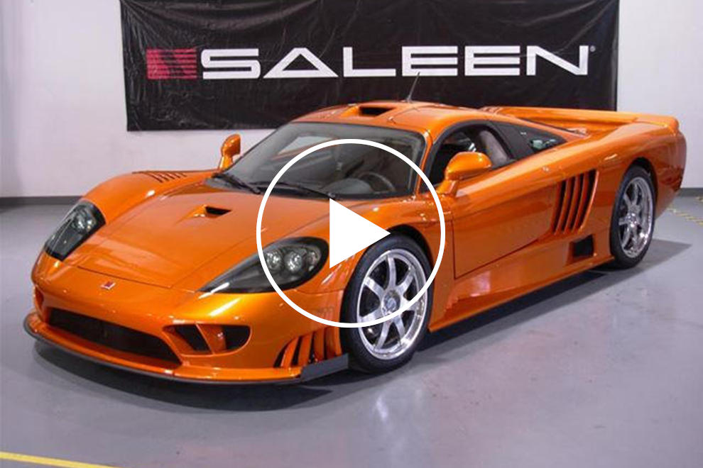This Saleen S7 on the Dyno Will Make Your Day Better