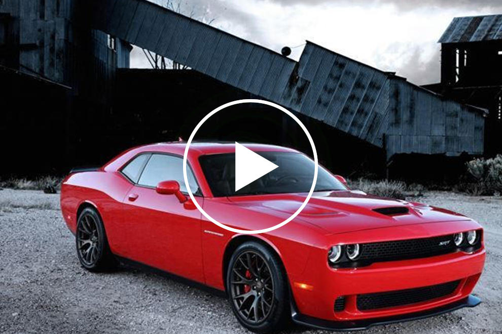 It's Official! 2015 Dodge Challenger SRT Hellcat Comes with 707 HP