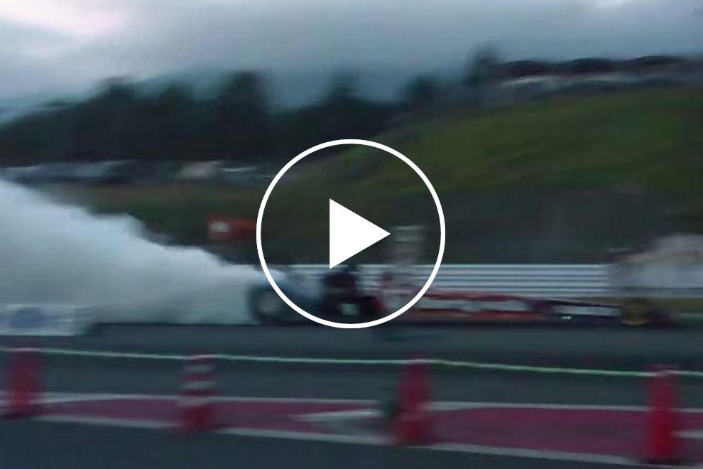 Top Fuel Is Even More Insane In Japan
