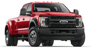 Ford Super Duty F-450 DRW