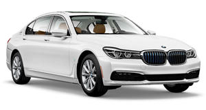BMW 7 Series Plug-in Hybrid