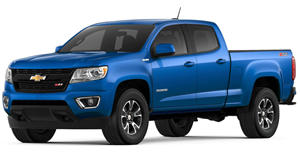 That Chevrolet Colorado ZR2 Bison Edition Is Really ...