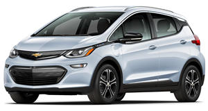 Chevrolet Bolt EV Hatchback