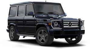 Mercedes-Benz G-Class SUV