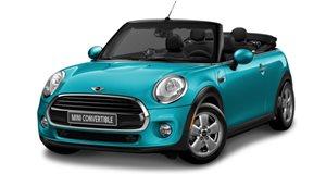 Mini Convertible Cooper