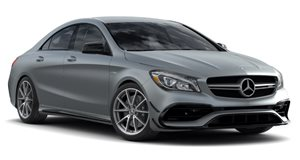 Mercedes-AMG CLA45 Coupe