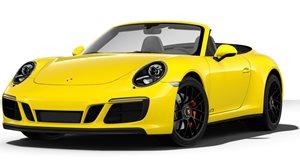 Porsche 911 Carrera 4 GTS Cabriolet