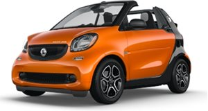 smart fortwo Electric Convertible