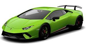 Lamborghini Huracan Performante Coupe