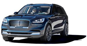 Lincoln Aviator SUV