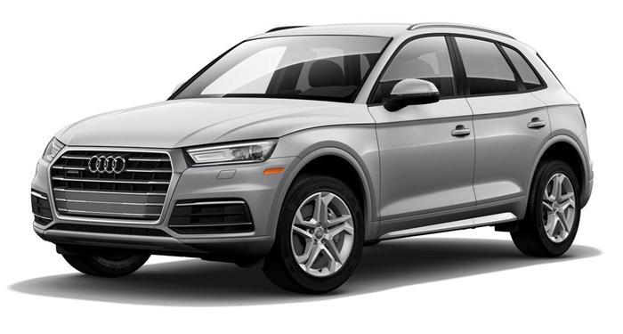2018 Audi Q5 2.0 TFSI Tech Premium Plus thumbnail