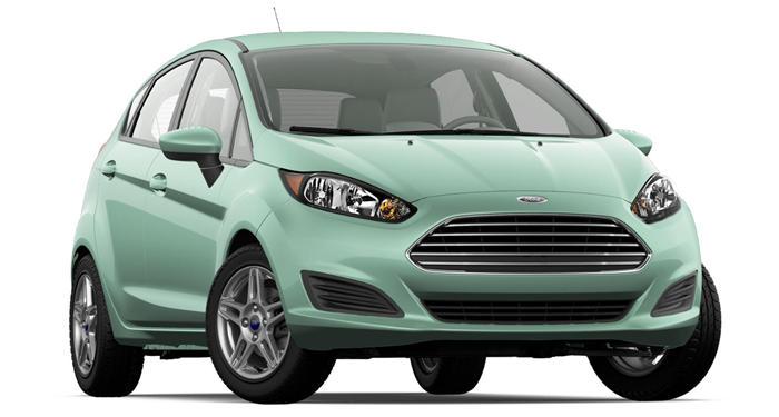 2017 Ford Fiesta Hatchback Titanium Hatchback thumbnail