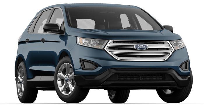 Ford Edge Sport Awd Thumbnail