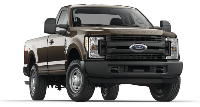 2017 Ford F-250 Super Duty Lariat 2WD SuperCab 8' Box thumbnail