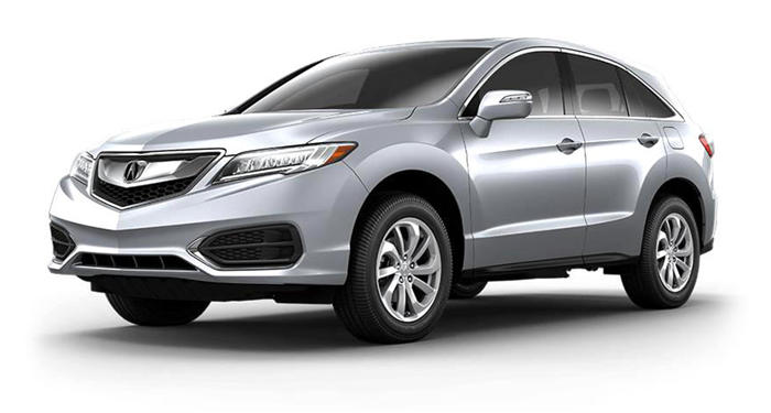 2018 Acura RDX AWD with Technology Package thumbnail