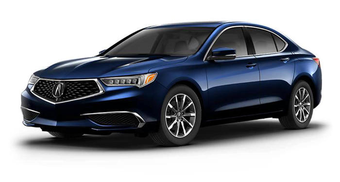 2018 Acura TLX Sedan V6 FWD  with Technology Package thumbnail