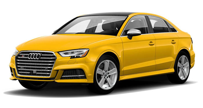 2018 Audi S3 Sedan 2.0 TFSI Premium Plus thumbnail