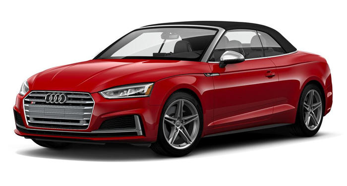 2018 Audi S5 Cabriolet 3.0 TFSI Prestige thumbnail