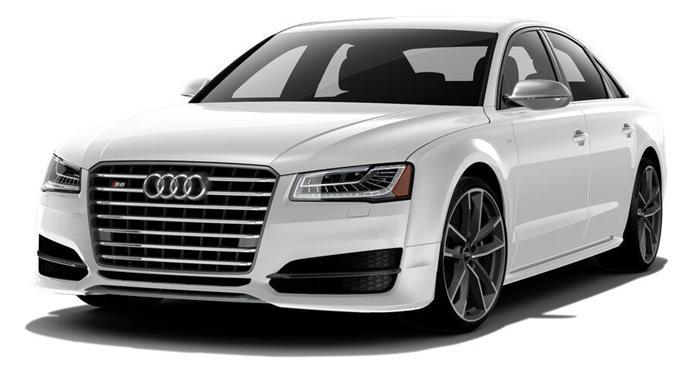 2018 Audi S8 Sedan 4.0 TFSI thumbnail