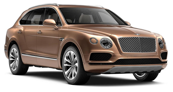 2018 Bentley Bentayga Onyx Edition Awd Features Specs And Price