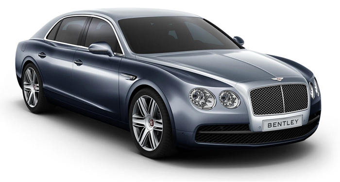 2018 Bentley Flying Spur V8 Sedan thumbnail