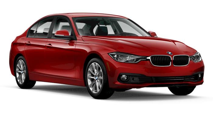 2018 BMW 3 Series Sedan 320i Sedan thumbnail