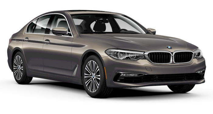 2018 BMW 5 Series Sedan 540i Sedan thumbnail