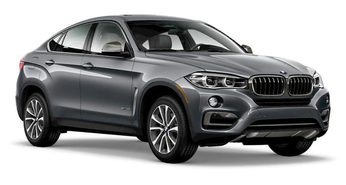 2018 BMW X6 sDrive35i thumbnail