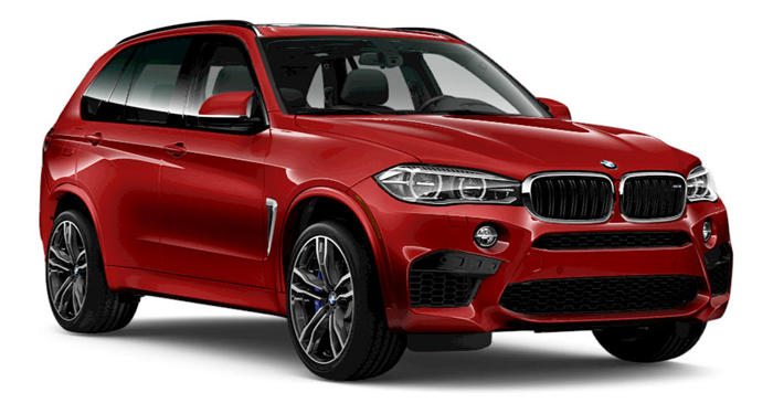 2018 BMW X5 M X5 M Sports Activity Vehicle thumbnail