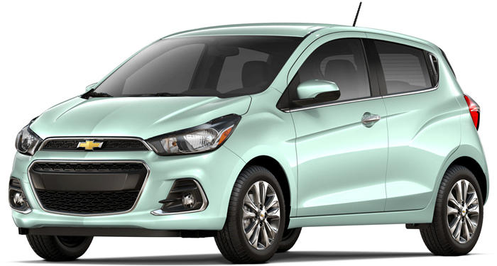 2018 Chevrolet Spark Hatchback Manual LS thumbnail