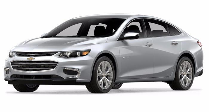 2018 Chevrolet Malibu Sedan LS w/1LS thumbnail