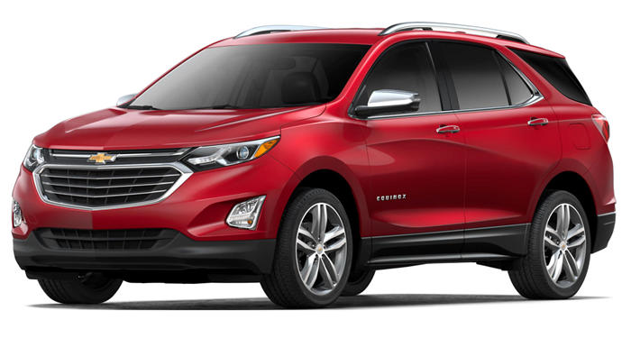 2018 Chevrolet Equinox RWD LS w/1LS thumbnail