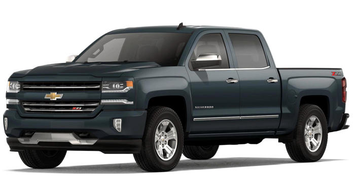 "2019 Chevrolet Silverado 1500 Regular Cab 4WD Regular Cab 140"" Work Truck thumbnail"