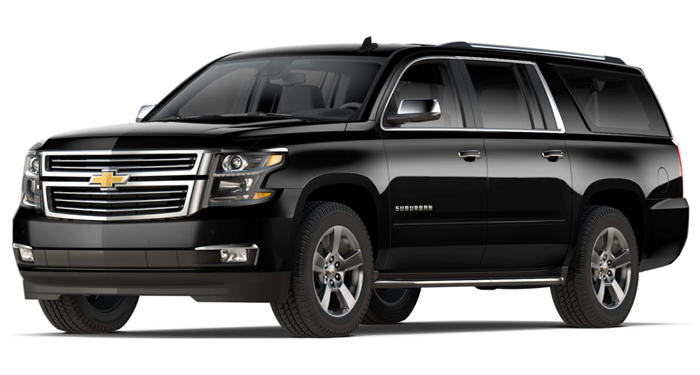 2018 Chevrolet Suburban 4WD 3500 LS thumbnail