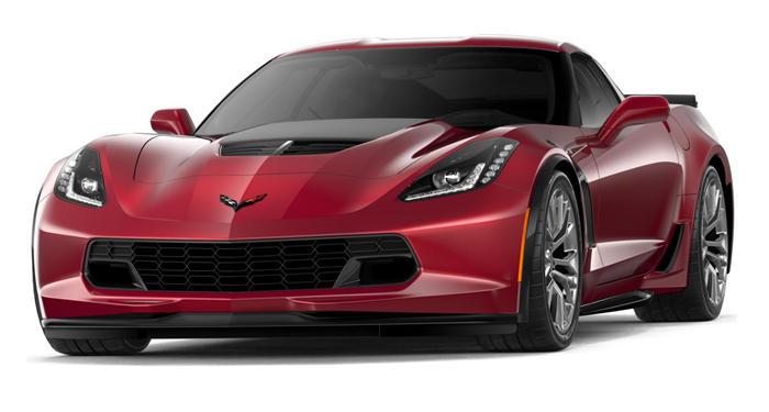 2018 Chevrolet Corvette Z06 Coupe Z06 Coupe 1LZ thumbnail