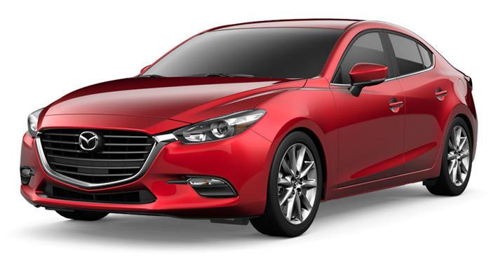 2018 Mazda Mazda 3 Sport Automatic Sedan thumbnail