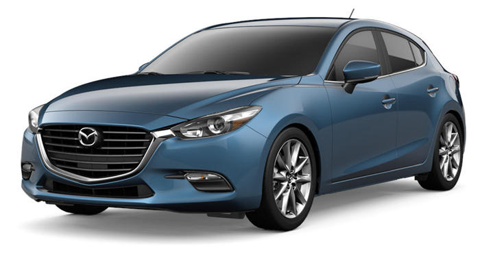 2018 Mazda 3 Grand Touring Automatic Hatchback thumbnail
