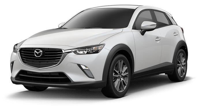 2018 Mazda CX-3 Grand Touring AWD thumbnail
