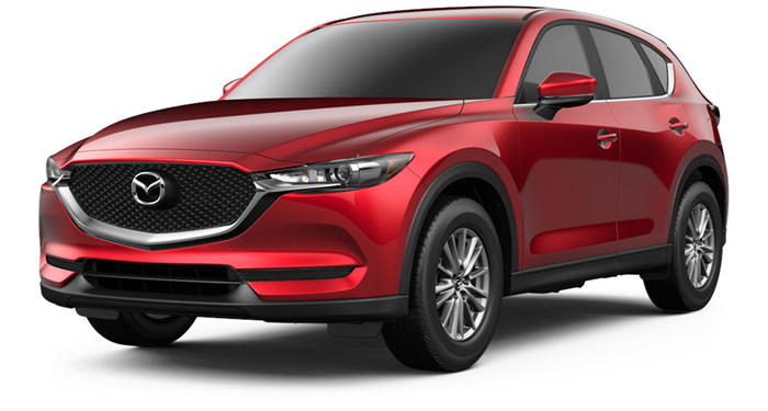 2018 Mazda CX-5 Touring thumbnail
