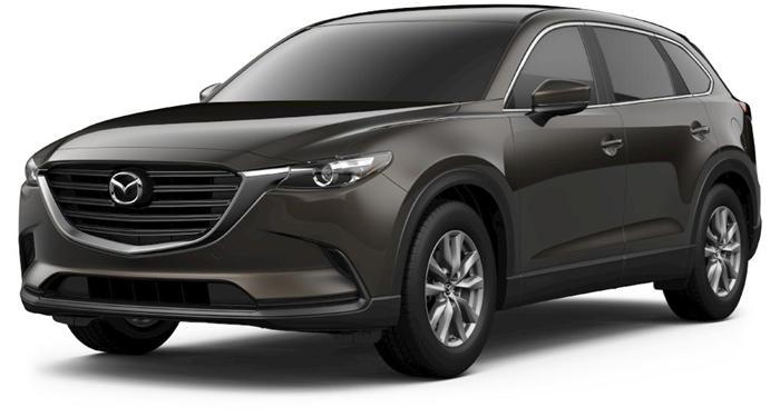 2018 Mazda CX-9 Grand Touring thumbnail