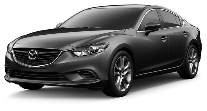 2018 Mazda 6 Sedan Sport Automatic Sedan thumbnail