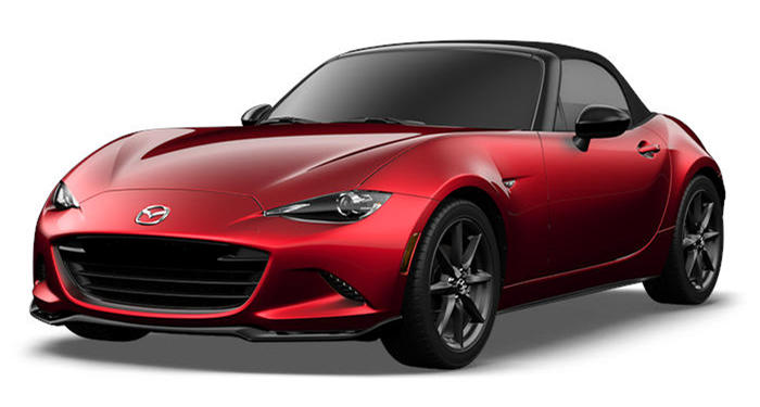 2019 Mazda MX-5 Miata Sport Automatic thumbnail