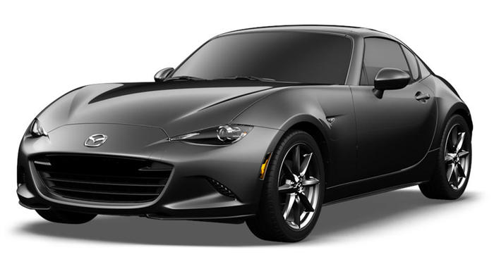 2017 Mazda MX-5 Miata RF Grand Touring Manual thumbnail