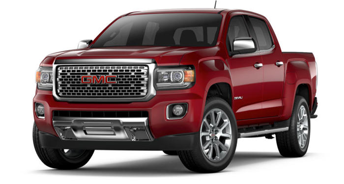 """2018 GMC Canyon 4WD Extended Cab 128.3"""" SLE thumbnail"""
