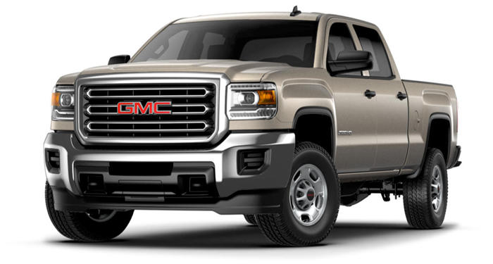 "2018 GMC Sierra 2500HD 4WD Double Cab 158.1"" thumbnail"
