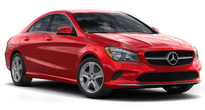2018 Mercedes-Benz CLA 250 Coupe CLA 250 4MATIC Coupe thumbnail