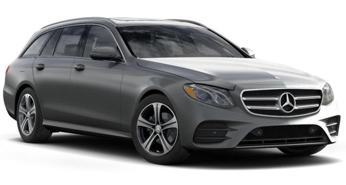 2018 Mercedes-Benz E-Class E 400 4MATIC Wagon thumbnail