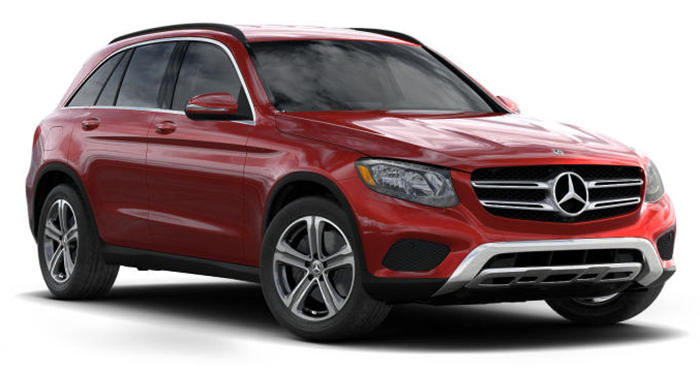 2018 Mercedes-Benz GLC GLC 300 SUV thumbnail